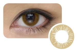 Cool Look 1-tone Hazel, 2 szt.