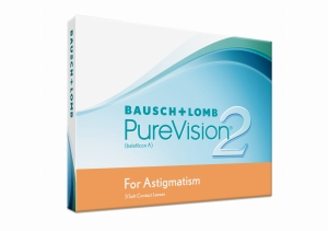 PureVision 2 for Astigmatism, 3 szt.