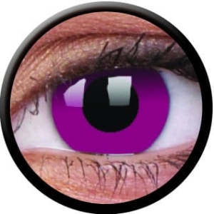 Crazy Lens - Purple, 2 szt.