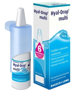 Hyal-Drop multi, 10 ml