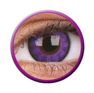 Big Eyes - Ultra Violet, 2 szt.