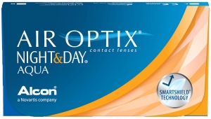 Air Optix Night&Day Aqua, 6 szt.