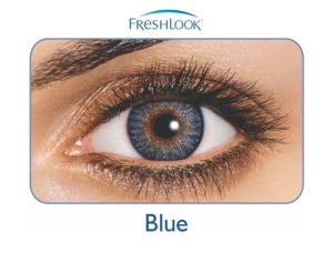 FreshLook ColorBlends Blue, 2 szt.