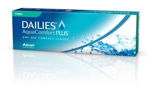 Dailies AquaComfort Plus Toric, 30 szt.