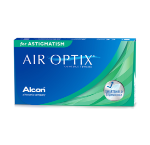 Air Optix for Astigmatism, 3 szt.