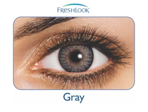FreshLook ColorBlends Gray, 2 szt.