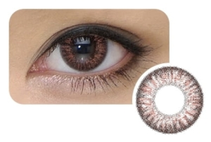 Cool Look 2-tone Brown, 2 szt.