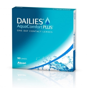 Dailies AquaComfort Plus, 90 szt.