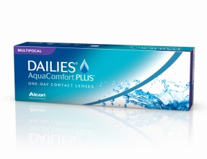 Dailies AquaComfort Plus Multifocal, 30 szt.