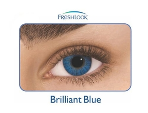 FreshLook ColorBlends Brilliant Blue, 2 szt.