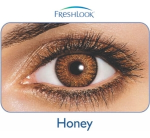 FreshLook ColorBlends Honey, 2 szt.