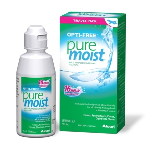 Opti-Free PureMoist, 90 ml