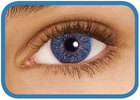 FreshLook Colors Blue, 2 szt.
