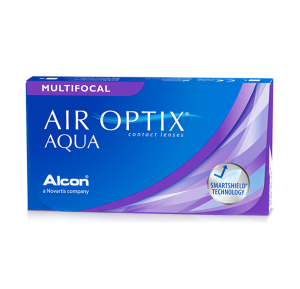 Air Optix Aqua Multifocal, 6 szt.