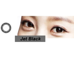 FreshLook Illuminate Jet Black, 10 szt.