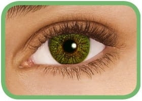 FreshLook Colors Green, 2 szt.