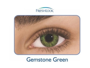 FreshLook ColorBlends Gemstone Green, 2 szt.