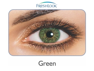 FreshLook ColorBlends Green, 2 szt.
